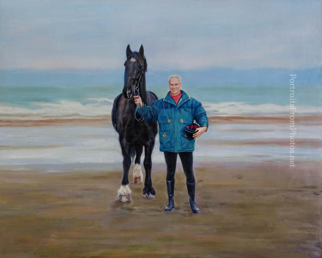 equine artists uk