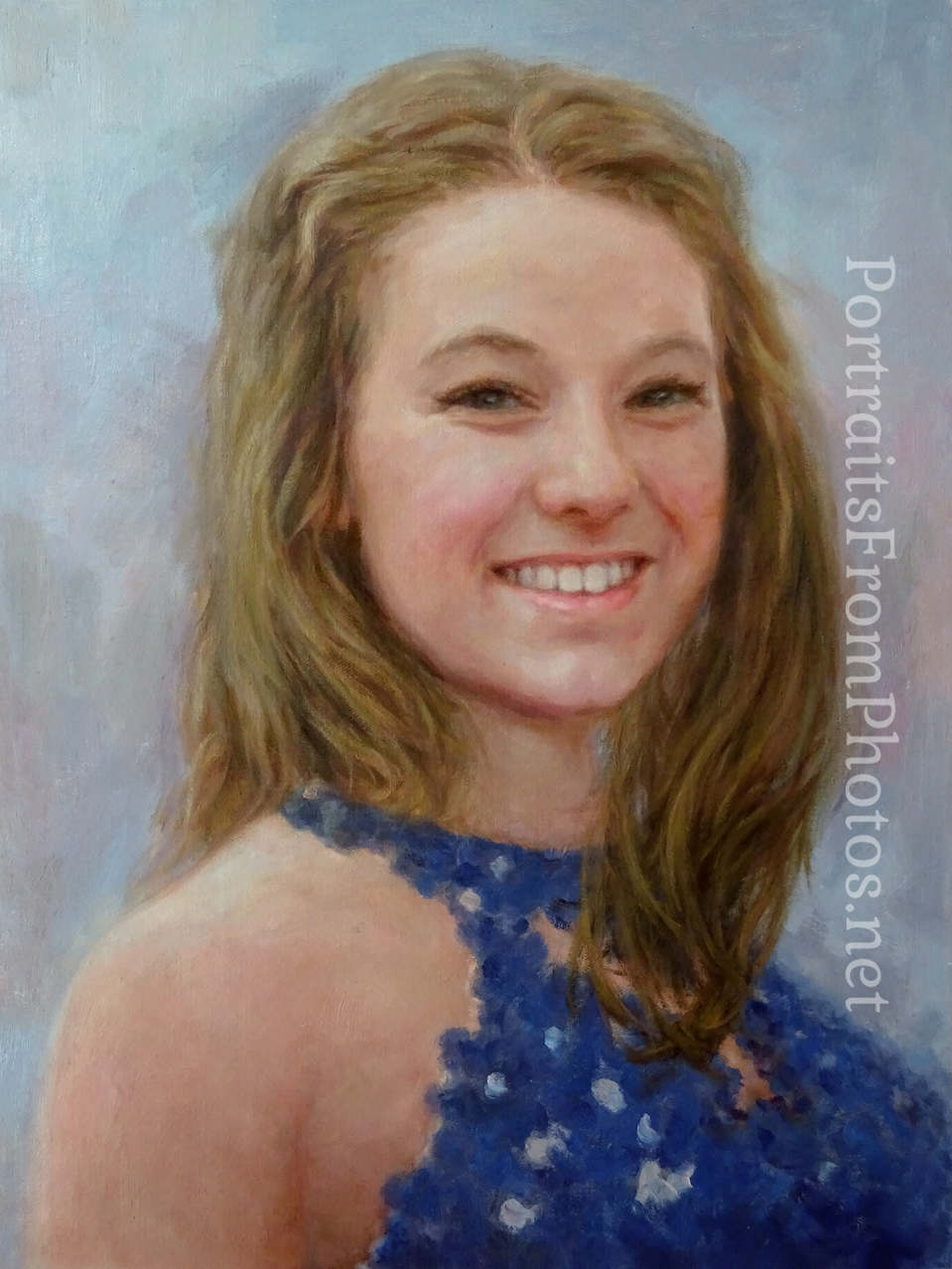 oil paintings from photos