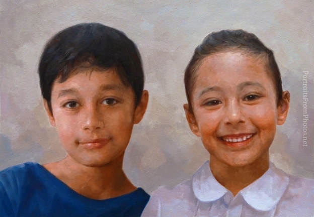 london portrait artists